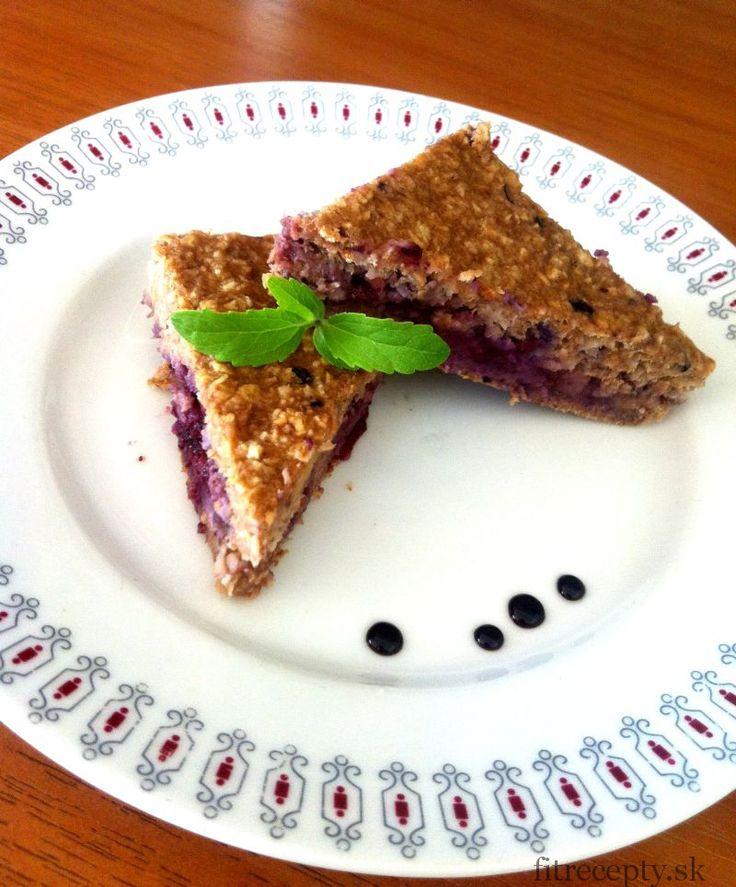 9. Raňajkový koláčik - FitRecepty