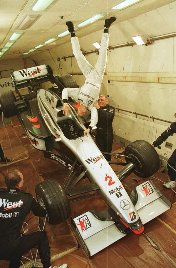 #Coulthard and #McLaren