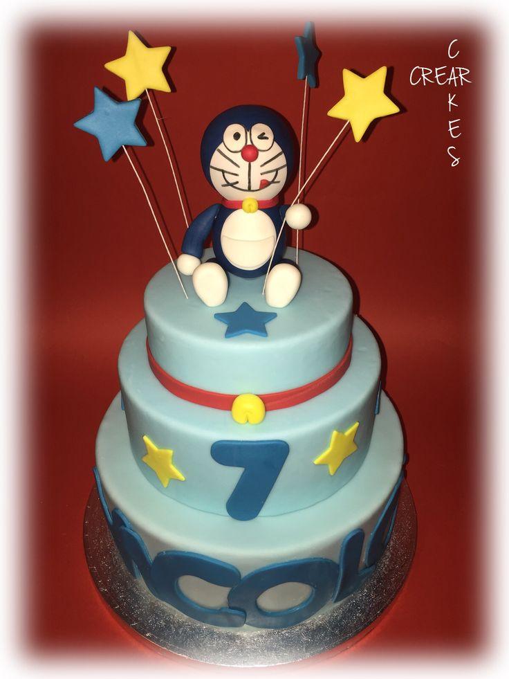 Doraemon Cake Design : 1000+ ideas about Doraemon Cake on Pinterest Lion ...
