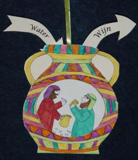 De bruiloft van Kana. www.gelovenisleuk.nl
