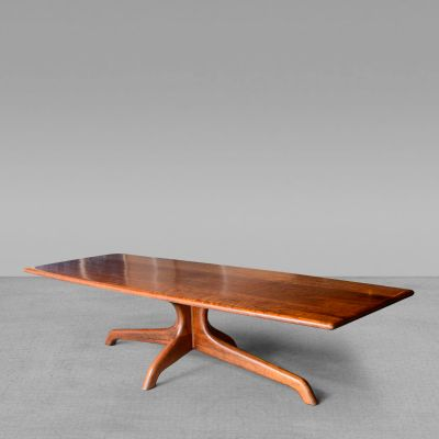 A Rare and Important Sam Maloof Dining/Conference Table, USA, 1980s by Sam  Maloof