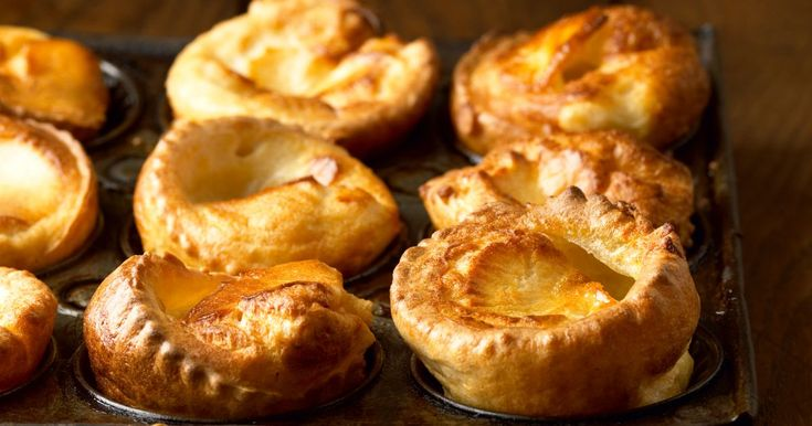 Do you struggle with Yorkshire puddings? They're not easy, so here's a great recipe to help you out in the kitchen