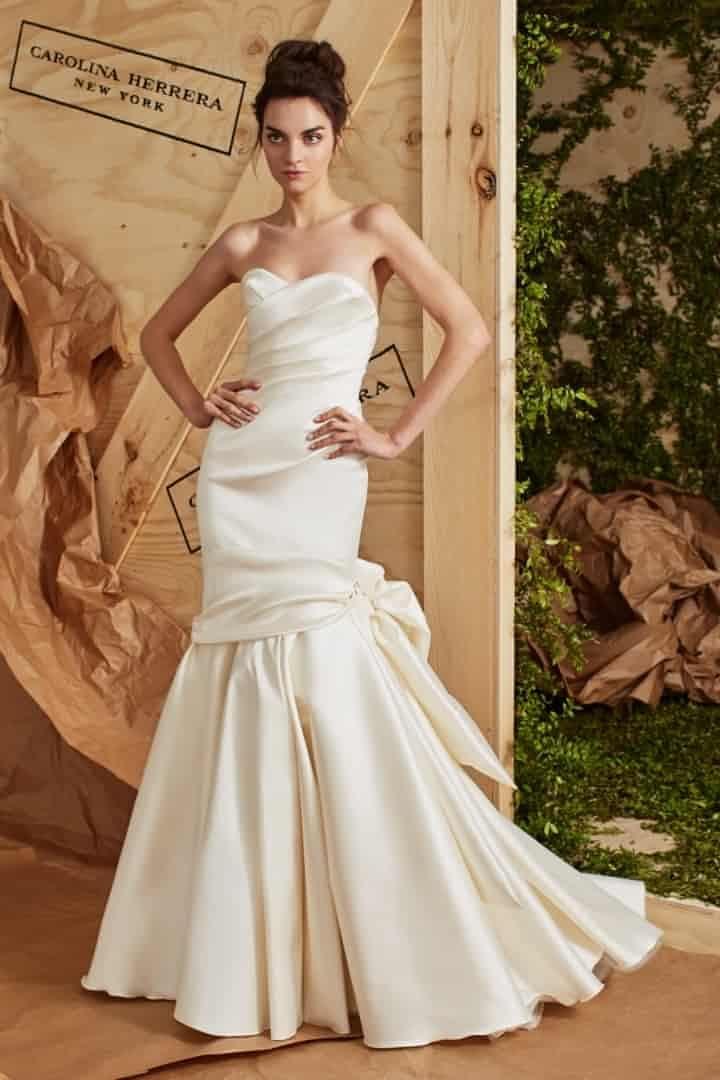 8000d31f9b 30 vestidos de novia 2017 corte sirena  Máxima seducción