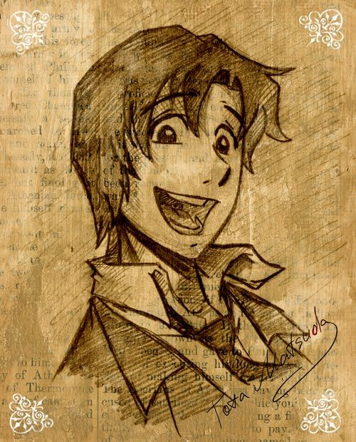 Really cool drawing of Matsuda. Kind of looks like how he'd look in Disney-style animation?