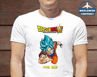Custom Dragon Ball Z T Shirt