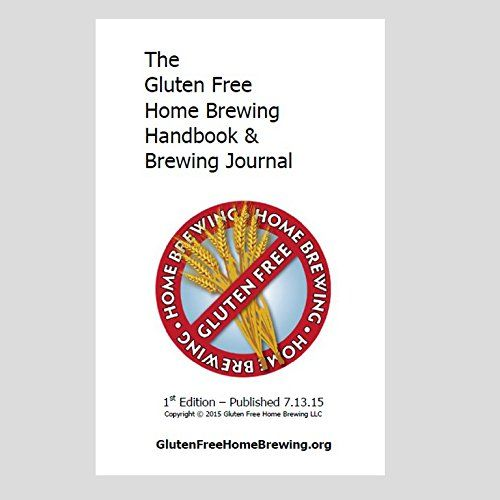 Home Brewing Book: The Gluten Free Home Brewing Handbook n Brewing Journal *** You can find more details by visiting the image link.