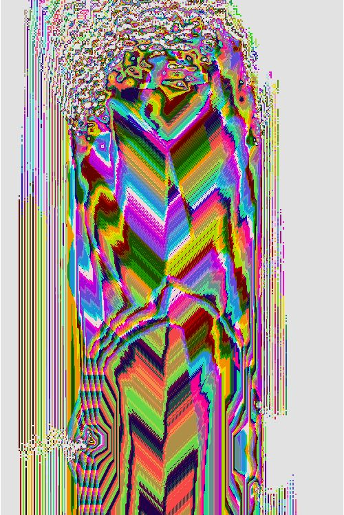 Adam Ferriss. His recent work utilizes the RGB Tricolor separation process and pixel sorting algorithms as procedural mechanisms to initiate iterative changes in light and pixel structure.