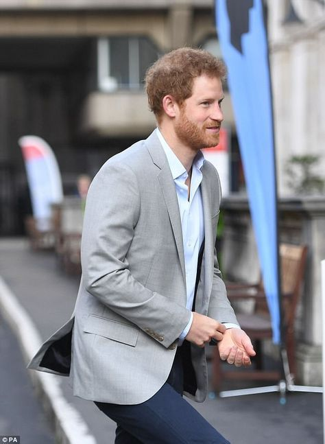The Prince will lead a panel discussion with three veterans on the benefits of having open conversations and getting the right support for a range of mental health issues