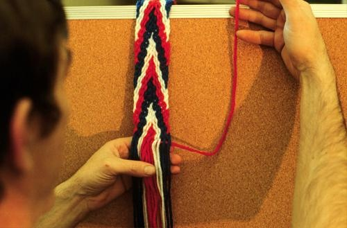 Finger Weaving  THE VIRTUAL MUSEUM OF MÉTIS HISTORY AND CULTURE