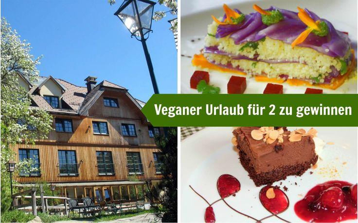 Veganer Urlaub im Naturidyll Hotel zu gewinnen