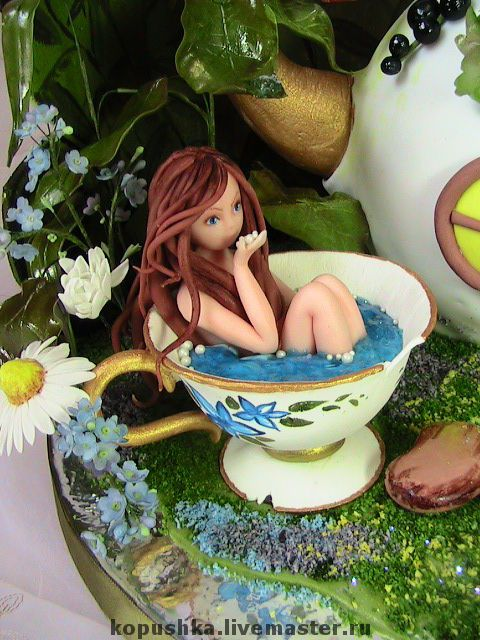 xLaurieClarkex:: how cute - faerie spa day! And the landscape is realistic and beautiful!!
