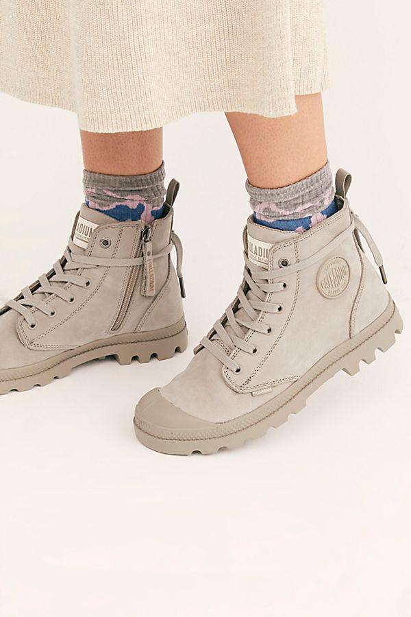 Palladium Pampa Hi Zip Boot | Boots