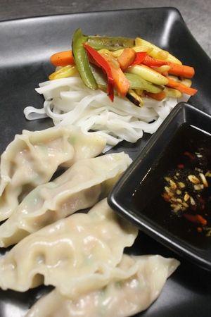 Beef Dumplings