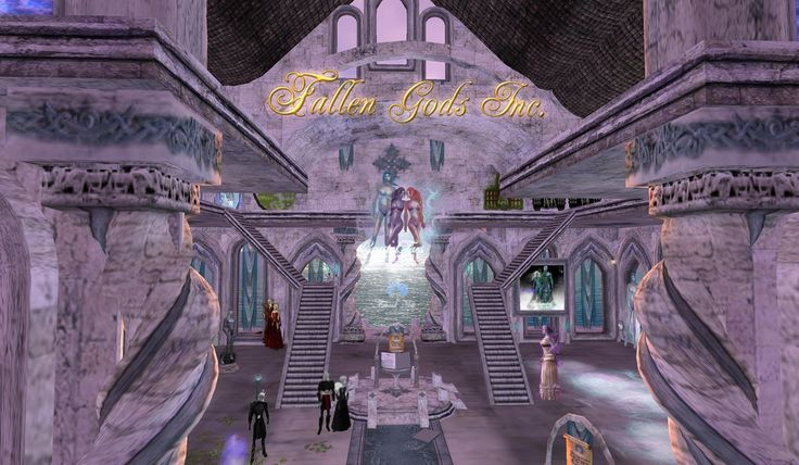 2011 Fantasy Fair Enchanted Myst Sim