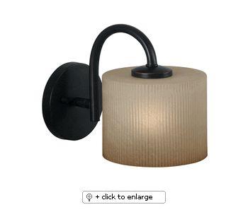 80331 ORB Matrielle Sconce/ Bathroom Light Fixture Item# 80331ORB Regular price: $58.00 Sale price: $49.30