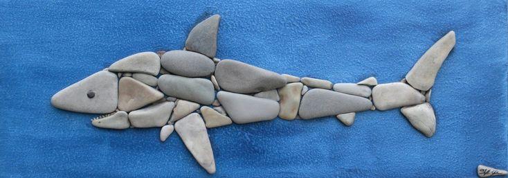 Doğal Taşları Döşereyerek Hayvan Figürleri Yapmak (12) - Doğal taşlar, doğal taş evler ve doğal taş ocakları