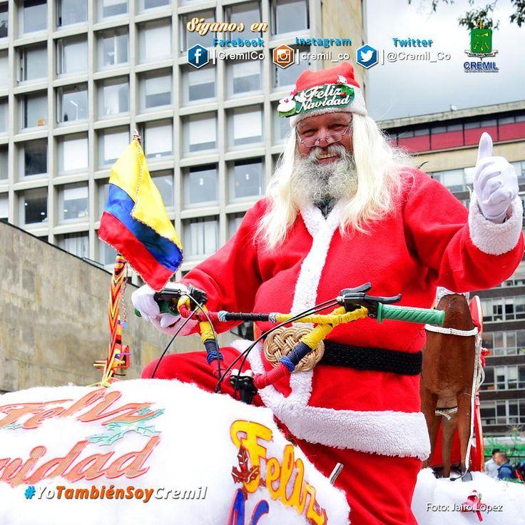 """26 Me gusta, 1 comentarios - CREMIL (@cremil_co) en Instagram: """"#EnNavidad el SJ(RA) Velandia recolecta #regalos por cada localidad de Bogotá para #LlevarAlegrías…"""""""