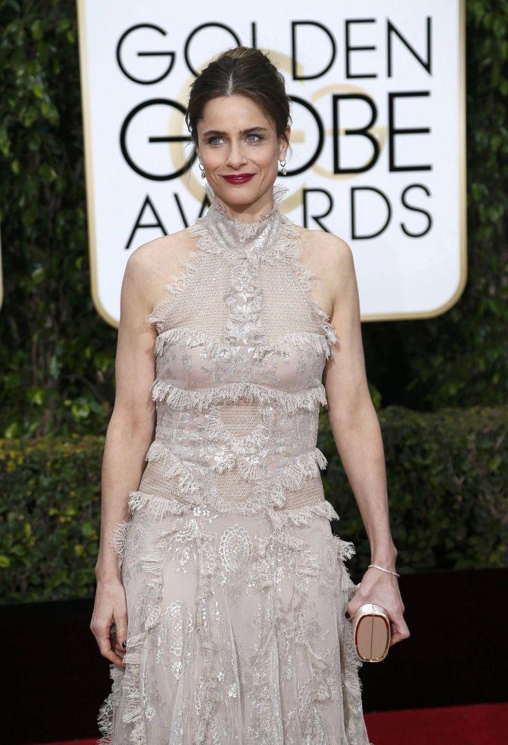Amanda Peet attends the 73rd Annual Golden Globe Awards http://celebs-life.com/amanda-peet-attends-73rd-annual-golden-globe-awards/  #amandapeet