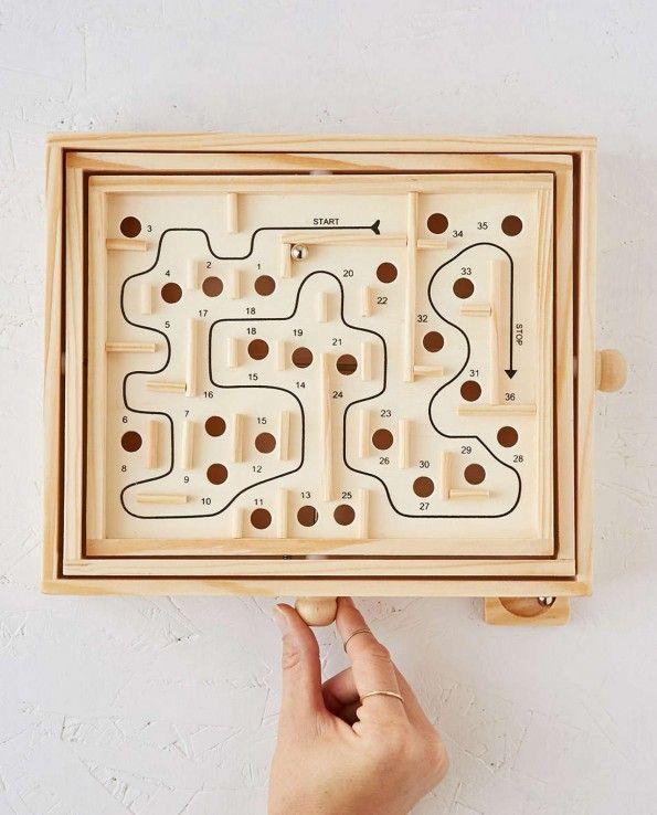 Trò chơi gỗ của Labyrinth