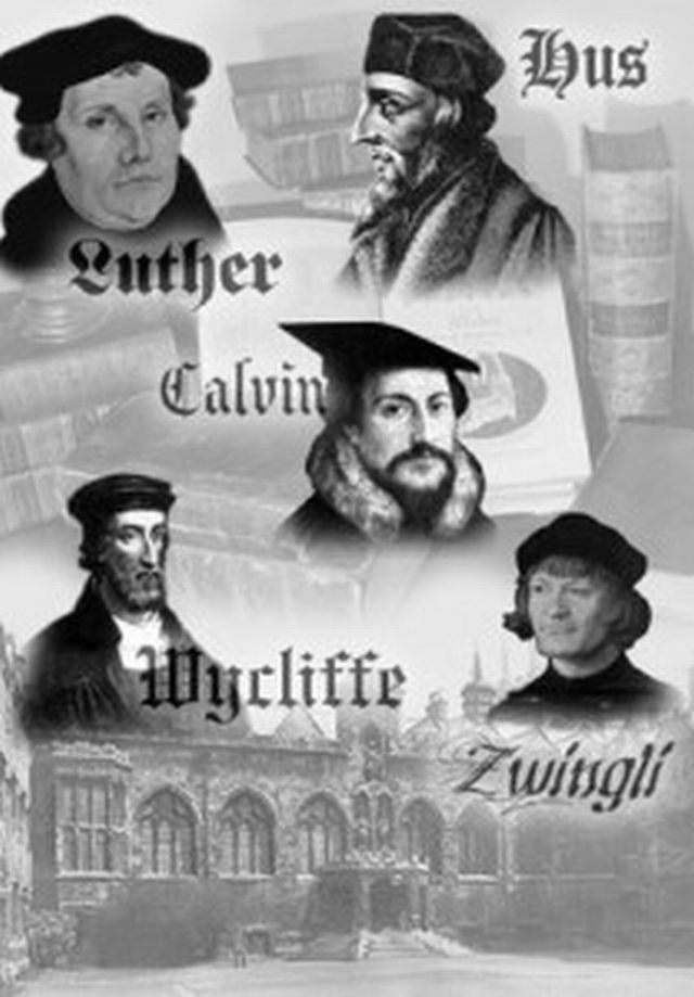 Protestant Reformers were those theologians, churchmen, and statesmen whose careers, works, and actions brought about the Protestant Reformation of the ...