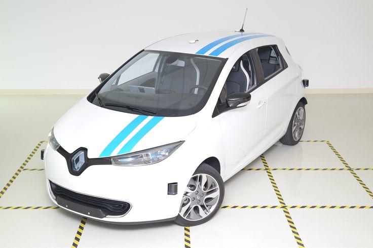 El Grupo Renault presenta un sistema autónomo que evita los obstáculos de una manera tan eficaz como los reflejos de los pilotos profesionales