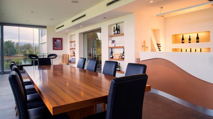 Winery boardroom