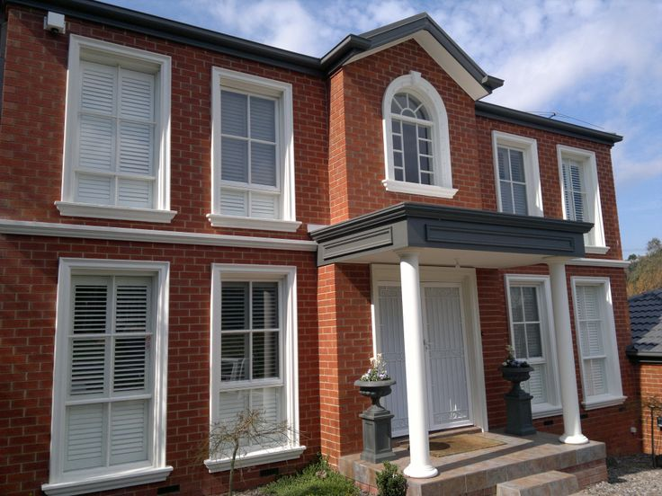 Classic architectural mouldings provide that finishing touch for this beautiful home