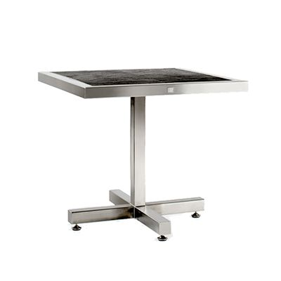 CABO SQUARE DINING TABLE - BISTRO STYLE