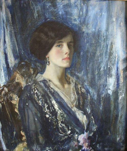 Archibald George Barnes | Создание портретов и Живопись