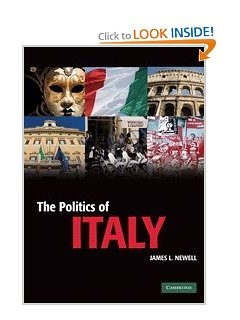 The Politics of Italy: Governance in a Normal Country (Cambridge Textbooks in Comparative Politics): James L. Newell: 9780521600460: Amazon.com: Books