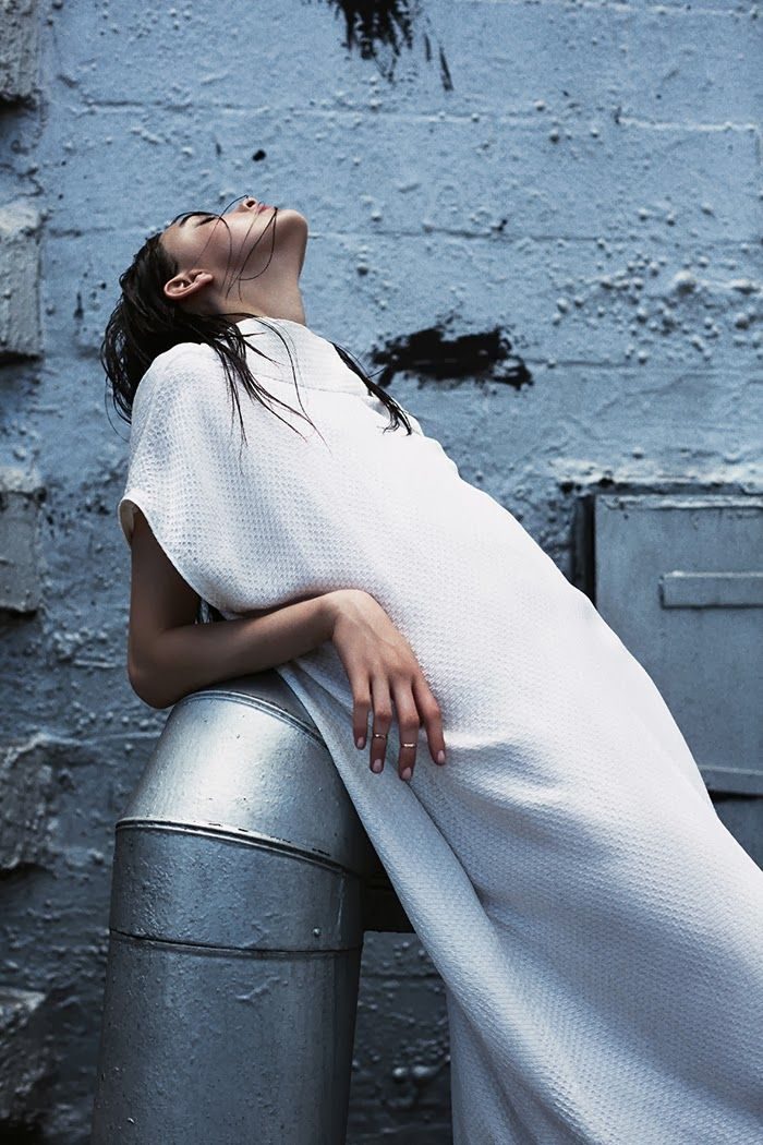 #white #fashion #editorial | @andwhatelse