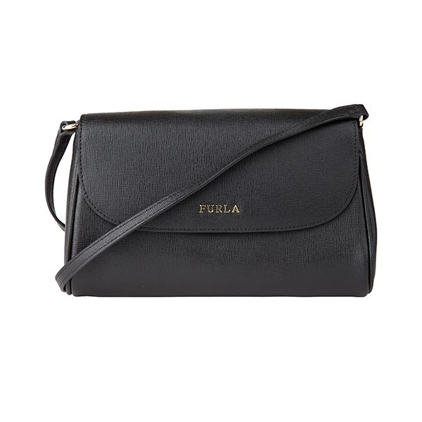 Because you can always count on black accessories - small handbag from #Furla #DesignerOutletParndorf