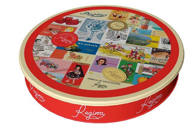 uma pequena idição colecionador de chocolates regina, uma boa prenda não!     a venda lojas A Vida Portuguesa, no Porto e em Lisboa (e online em www.avidaportuguesa.com )- (10,99€)    Ler mais: http://visao.sapo.pt/sabores-vintage=f701708#ixzz2FLHQytgY
