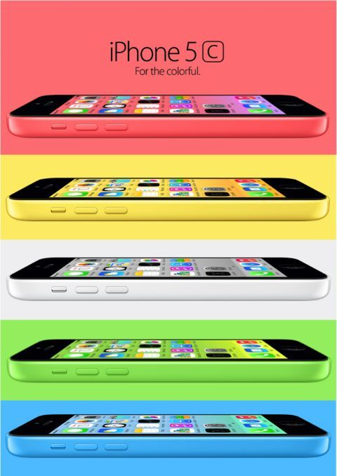 iPhone 5C Want! the yellow..... :)