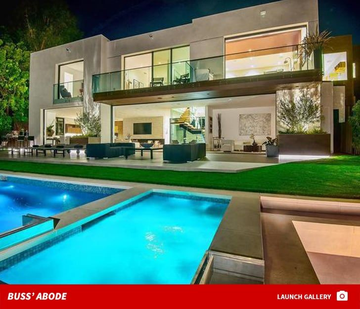 Lakers Co Owner Jesse Buss Buys 10 Million Mansion On Lebron