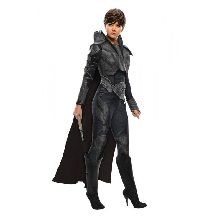 Womenu0027s Superman Faora Costume - Secret Wishes Faora Adult Costume Sexy villan from Superman Man of Steel Costume includes Jumpsuit with printed foam armor ...  sc 1 st  Pinterest & 22 best Superheroes u0026 Villains Costumes For Adults images on ...