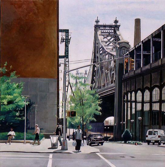 ©Marc Goldstain newyork bridge www.bullesconcept.com