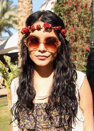 "Revival # 5- ""Hippie headband"".. Vanessa Hudgens.."