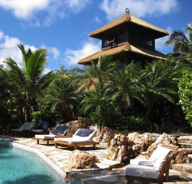 Necker Island Guest Villa - British Virgin Islands, Caribbean