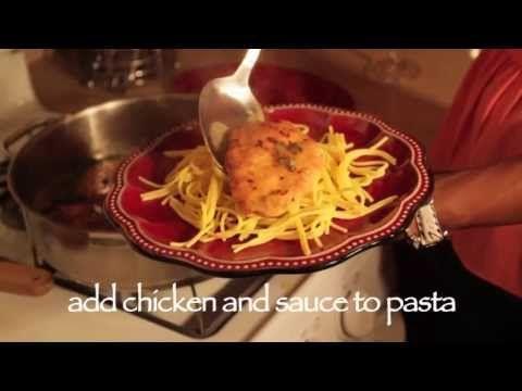 Easy Chicken Piccata - Gluten Free - YouTube