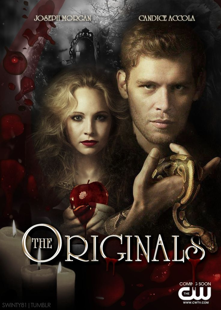 The Originals (2013– ) - Stars: Joseph Morgan, Daniel Gillies, Claire Holt.  -  A family of power-hungry thousand year old vampires look to take back the city that they built and dominate all those who have done them wrong.  -  DRAMA / FANTASY / HORROR