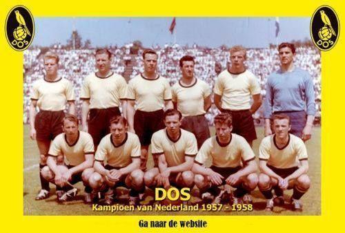 Voetbal Utrecht (jaartal: 1950 tot 1960) - Foto's SERC