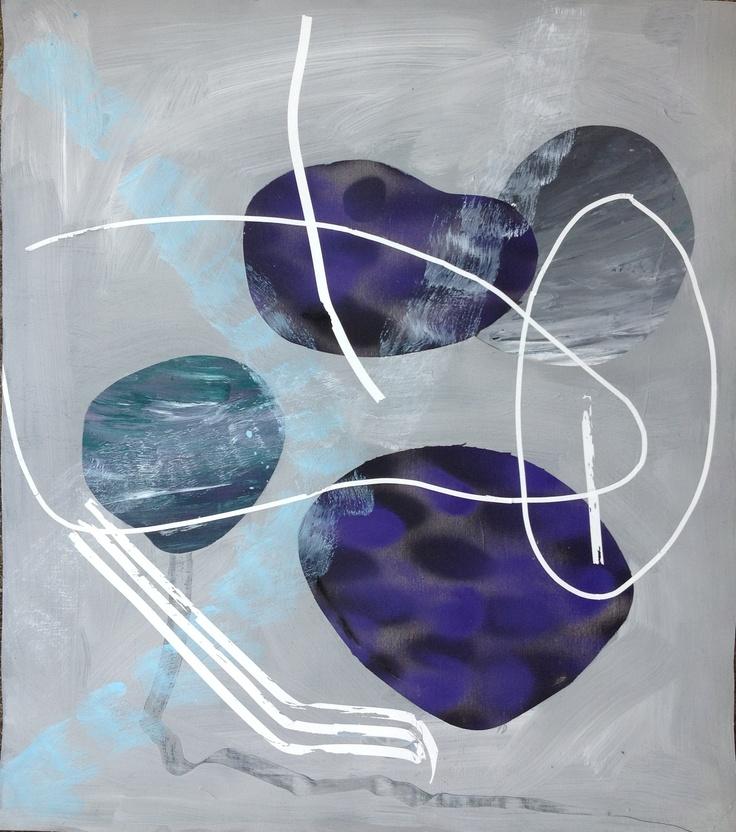 L'orella de Rossini - Jordi Gali (2013) 60x75cm