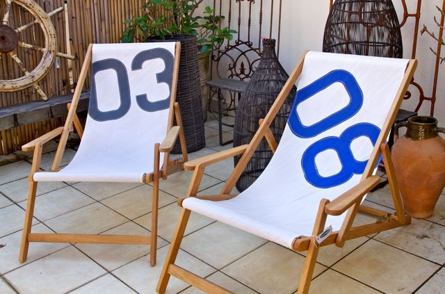 sailcloth beach chairs posture chair for gaming best 25+ deck ideas on pinterest | palet chair, wooden plans and typology definition