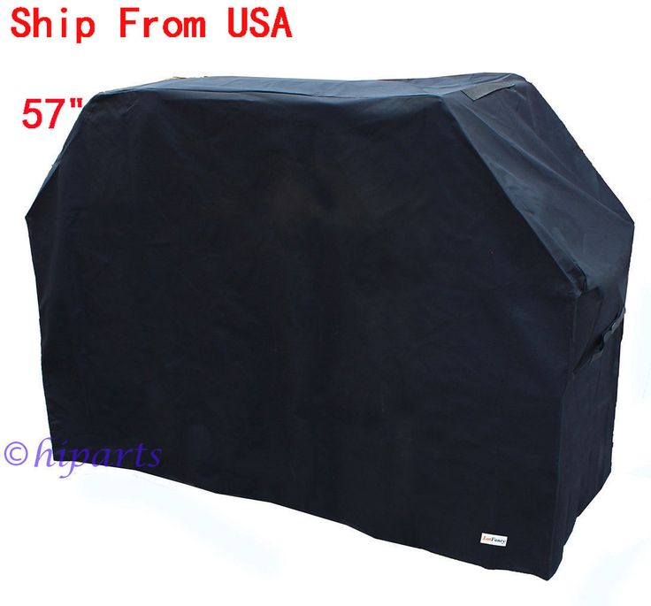 BBQ Gas Grill Cover 57 Barbecue Protection Waterproof Outdoor Weber Heavy Duty