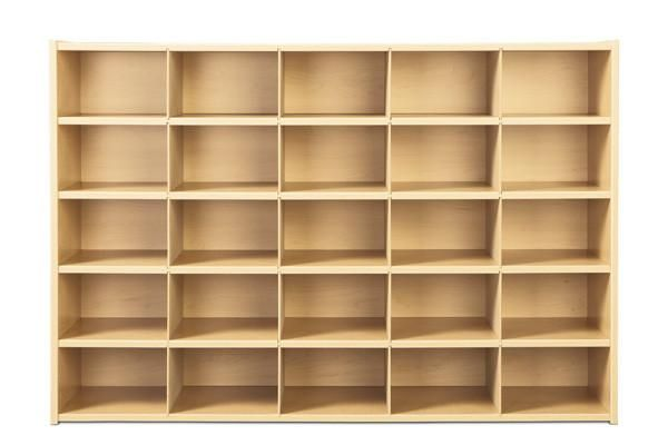 7140YR441 Young Time¨ 25 Tray Cubbie Storage - Without Trays