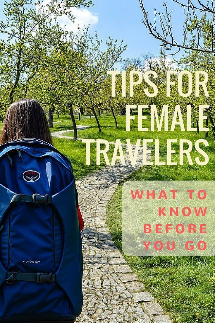 All the things I wish I would have known before setting off on a year long, round the world trip! Click here to read my top tips for female travelers.