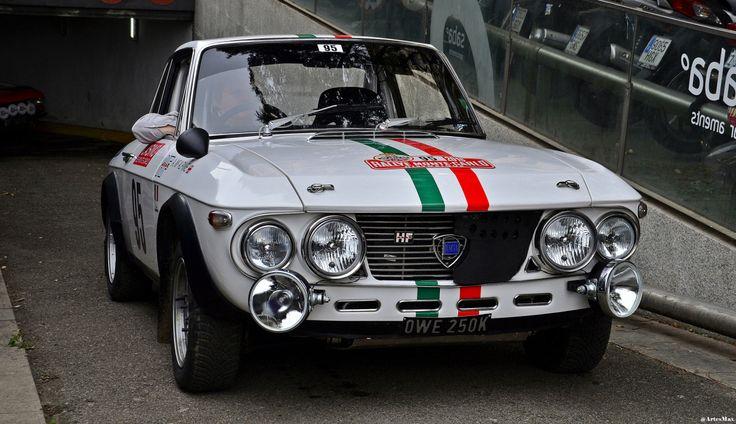 Starring: Lancia Fulvia 1600 HFby Artes Max