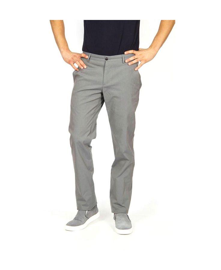 Pantaloni uomo GIORGIO ARMANI 3169 Grigio - titalola.com