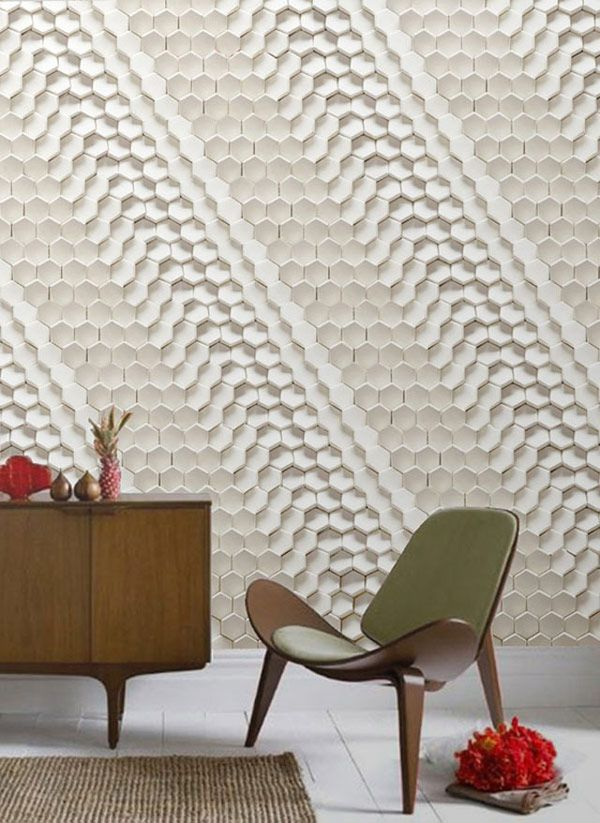 Check out these innovative surface designs by Giles Miller Studio, guaranteed to make an impression on anyone thinking of redecorating. By placing various-